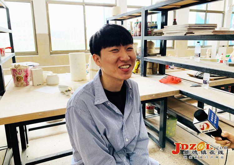 【洋景漂】吴承澈:我与景德镇有特别的缘分