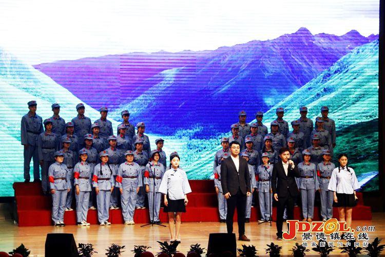 """景德镇陶大举办""""新时代·新青年""""诗歌会"""