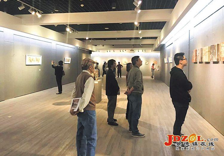 景德镇陶瓷艺术研究院开展新中国成立七十周年系列活动