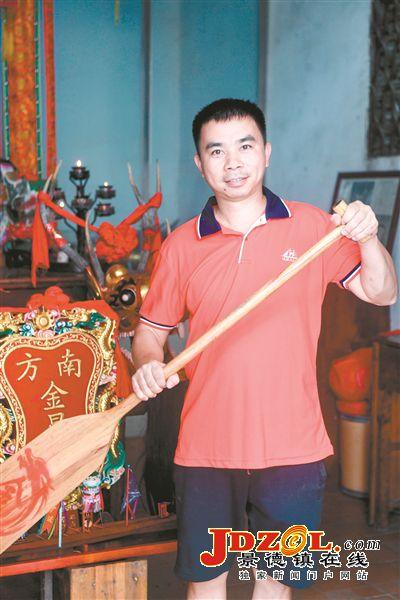 【中国梦·践行者】龙舟传奇,我们续写