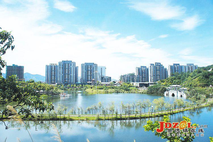 昌南湖服务中心:打造美丽景区