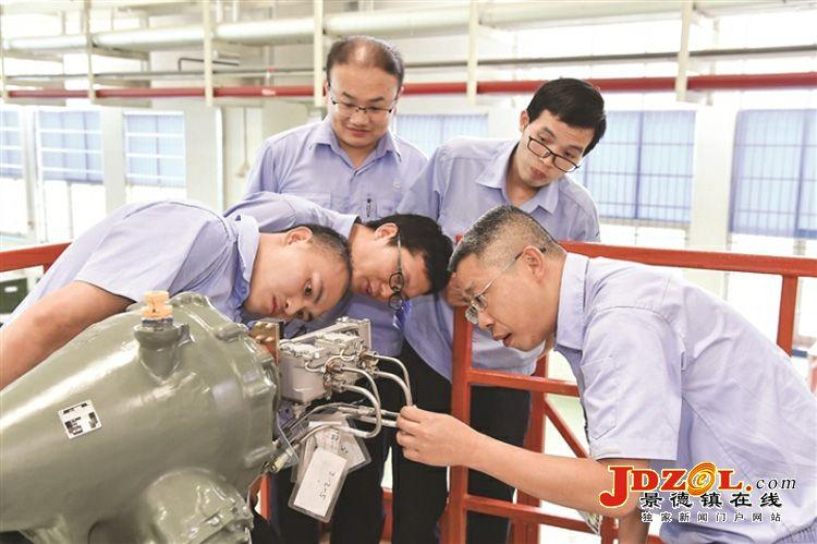 中国航空工业昌飞公司奋进五十年纪实(下)