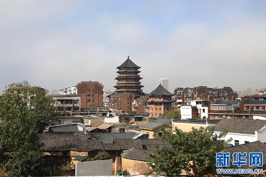 保护老城风貌留住文化肌理景德
